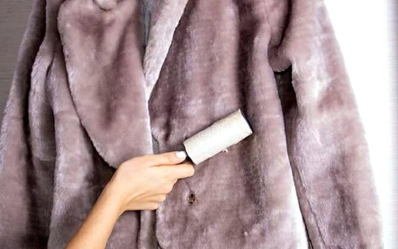 Как почисть светлый мех в домашних условиях